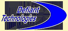 Defiant Technologies Logo