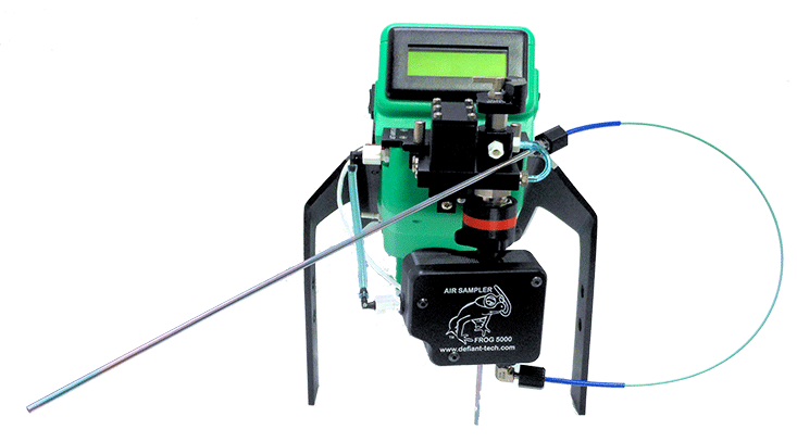 Air Application - Frog Portable Gas Chromatograph GC
