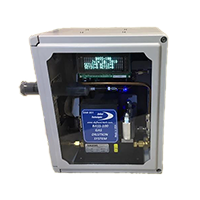 BASS-100 Diluter Automated Calibration Gas Dilution System