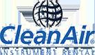 CleanAir Instrument Rental