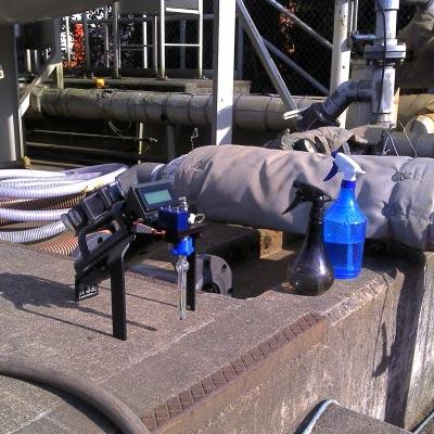 Water Analysis Study - FROG Portable Gas Chromatograph GC