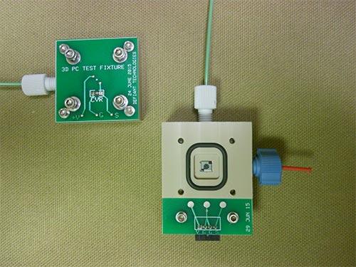 3D PC Test Fixture - Gas Module Component for OEM