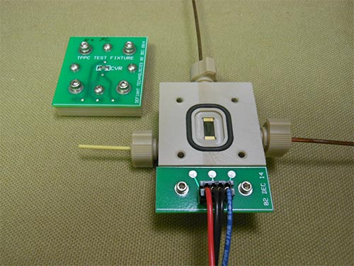 TPPC Test Fixture - Gas Module Component for OEM