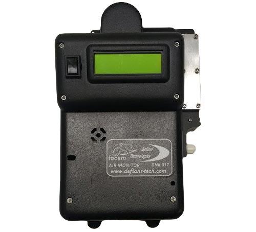 TOCAM Portable Micro Gas Chromatograph GC for Air Monitoring
